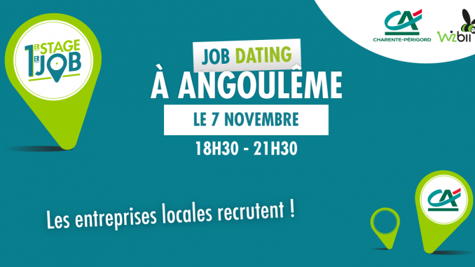 Job dating Angoulême