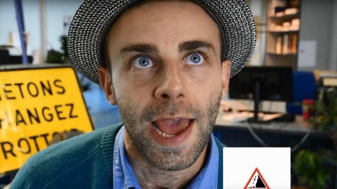 L'électron libre David Gauthier - Capture écran Youtube