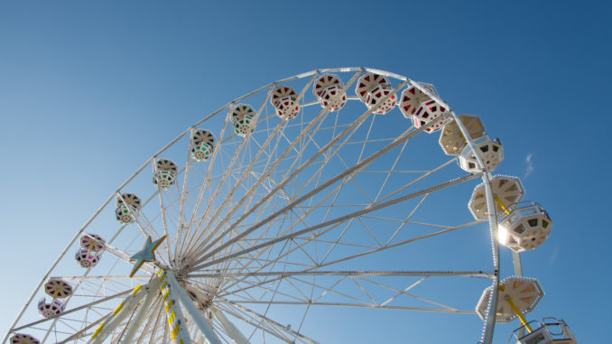 Grande roue Angoulême © Christophe Magick! Ribot